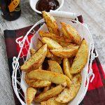 Receta de patatas gajo al horno