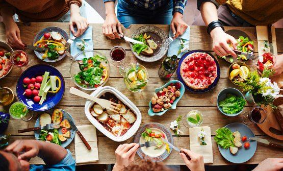 Programas de formación sobre alimentación vegetariana y vegana